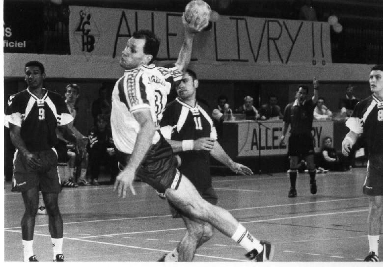 Les souvenirs du handball à Livry-Gargan