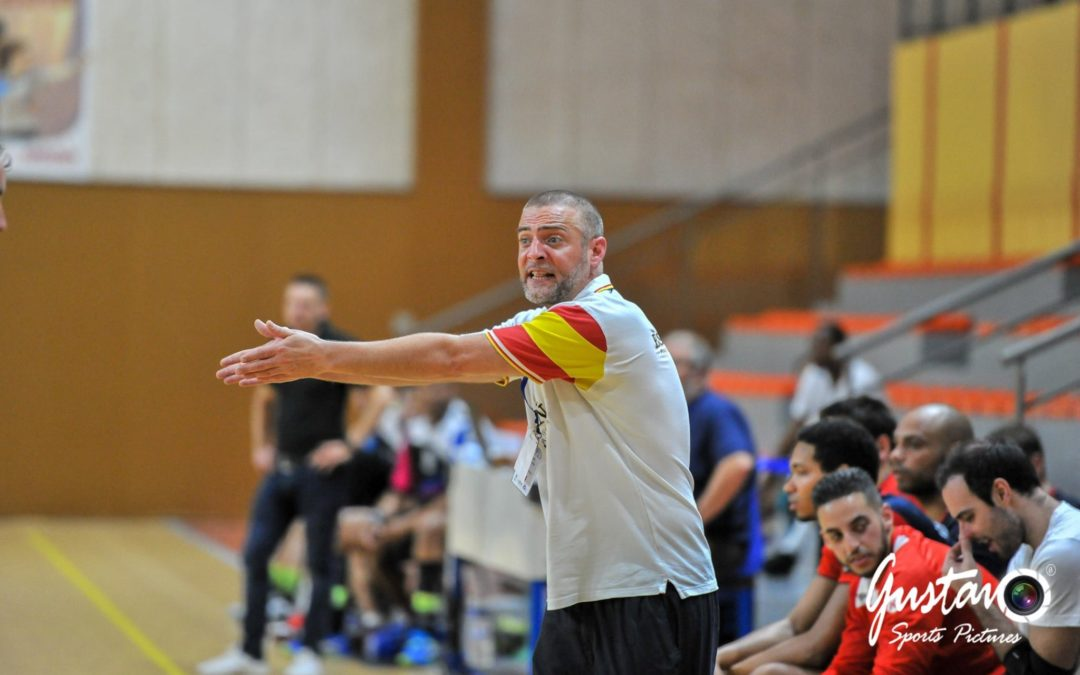 Interview d'une recrue au HBC Livry-Gargan – Ludovic MORINEAU