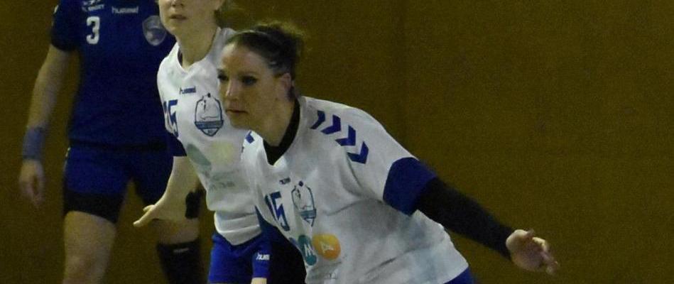 Interview de la capitaine senior féminine Anne-Laure ARREGUI