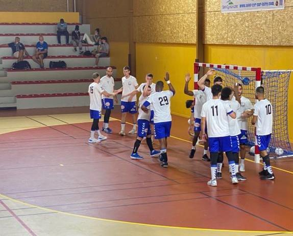 Match Saint-Cyr