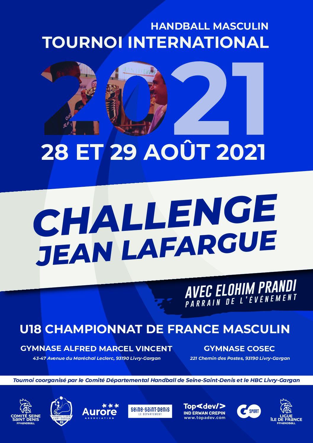 Tournoi Jean Lafargue et Pass Sanitaire…. Faisons le point !