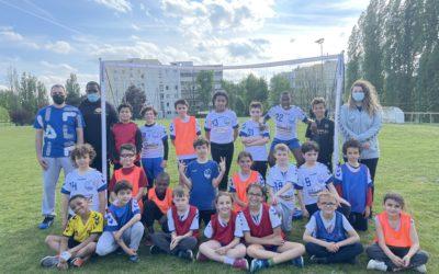 L'Ecole de Handball a enfin repris !